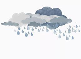 一场好心情雨