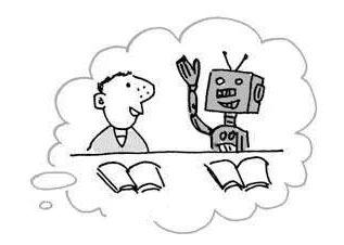会画画的机器人