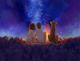 """""""小小星""""找朋友"""
