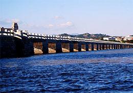 世界第一座跨海大桥——洛阳桥