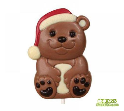 儿童童话故事巧克力小熊的梦