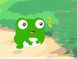 爱唱歌的三腿蛙