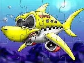 鲨鱼出租车