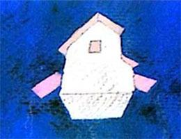 想飞的矮房子