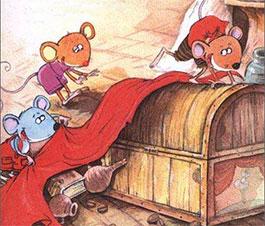 三個兄弟鼠-星光盒子