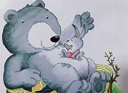 小灰兔找朋友
