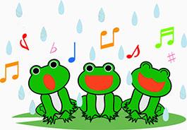 呱呱叫的青蛙