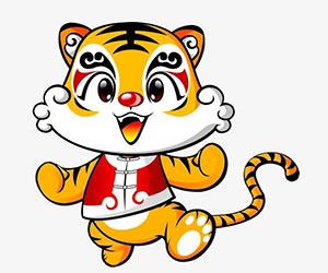 小老虎逛大街