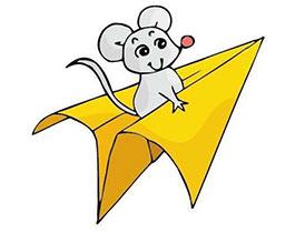 小老鼠飞天记