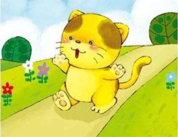 猫儿子的虎爸爸