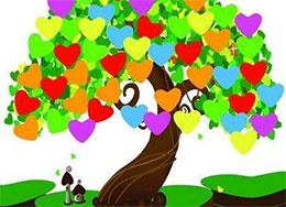魔法狮的心情树