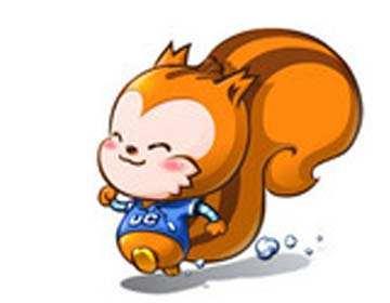 机灵的小松鼠