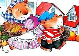 小熊買糖果(糊涂小熊)