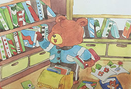小熊图书馆