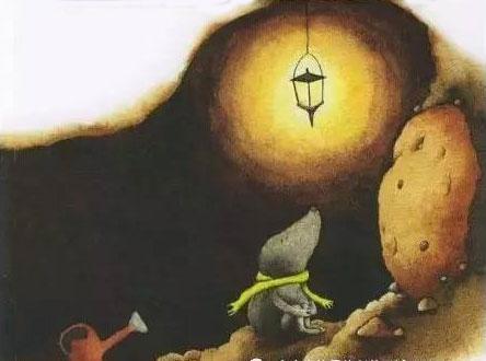 小鼹鼠的土豆