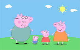小豬佩奇家的教育不一般,值得每位父母深思