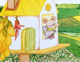 城市老鼠和鄉村老鼠