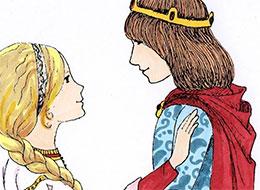 骑士与公主