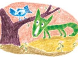 狼和松鸦的故事