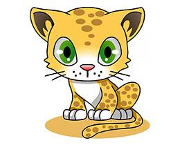 流浪猫福福