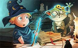 魔法师的小猫