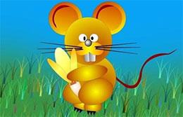 小老鼠种玉米