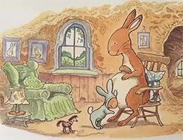 小兔子的新宝宝