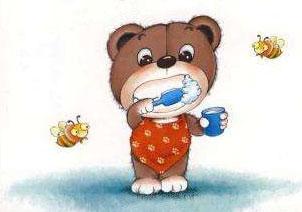 天天刷牙习惯好