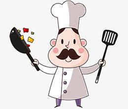 厨师为什么要戴高高的帽子?