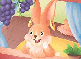 耳环兔的四季风铃