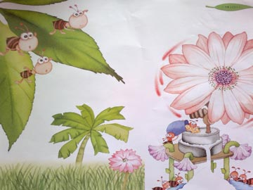 花瓣儿风车