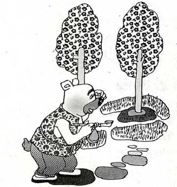 很忙的老熊穆穆