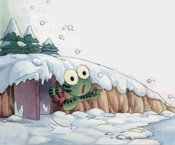 冬天里的温情