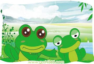 小青蛙学本领