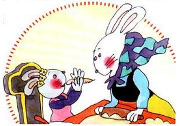 小兔子找伙伴